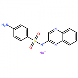 Sulfaquinoxaline sódio