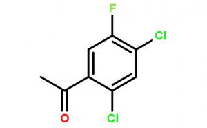 2,4-Dichloro-5-Fluoro Acetophenone