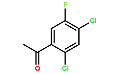 2,4-Dichloro-5-Fluoro Acetophenone Featured Image