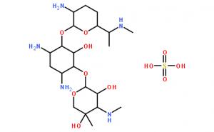 gentamicina sulfato