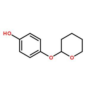4-((Tetrahydro-2H-pyran-2-yl)oxy)phenol