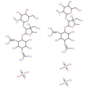 dihidroestreptomicina sulfato