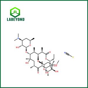 eritromicina tiocianato