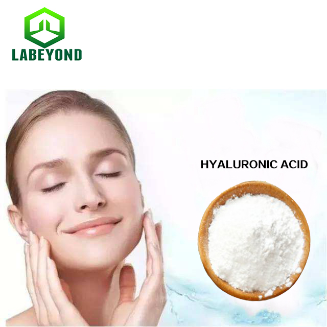Cosmetic Grade hyaluronic acid cas 9004-61-9 Featured Image