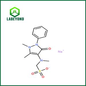 Analgin C13H16N3NaO4S CAS:68-89-3