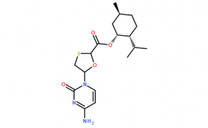 (2S,5R)-5-Cytosine-1-yl-(1,3)-Oxathiolane-2-Carboxylic Acid Menthyl Ester(CME)