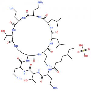colistina sulfato