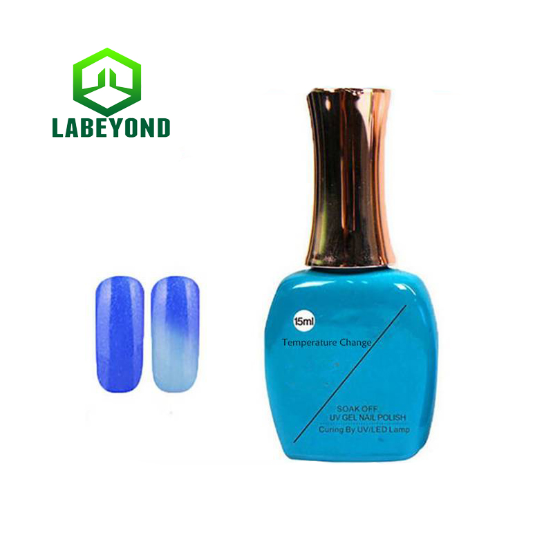 Temperature Changing Color Gel Polish Featured Image