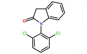 1-(2,6-Dichlorophenyl)-2-indolinone