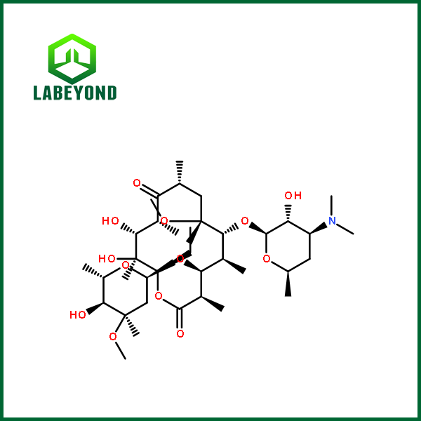 Claritromicina Labeyond Labeyond Productos Quimicos
