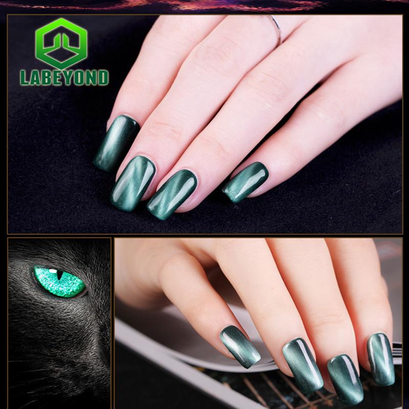 quality easy soak-off Cat eyes gel polish