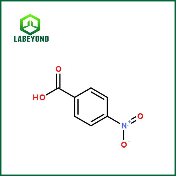 P-Nitrobenzoic acid Featured Image