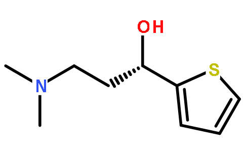S-(-)-N,N-Dimethyl-3-Hydroxy-3-(2-Thienyl)Propanamine Featured Image