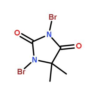1,3-Dibromo-5,5-dimethylimidazolidine-2,4-dione